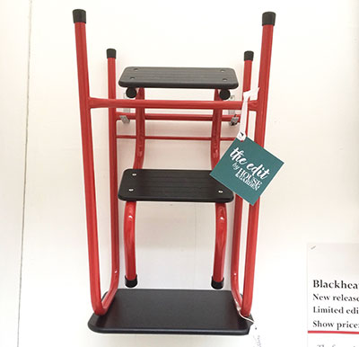 Blackheath Red Stool
